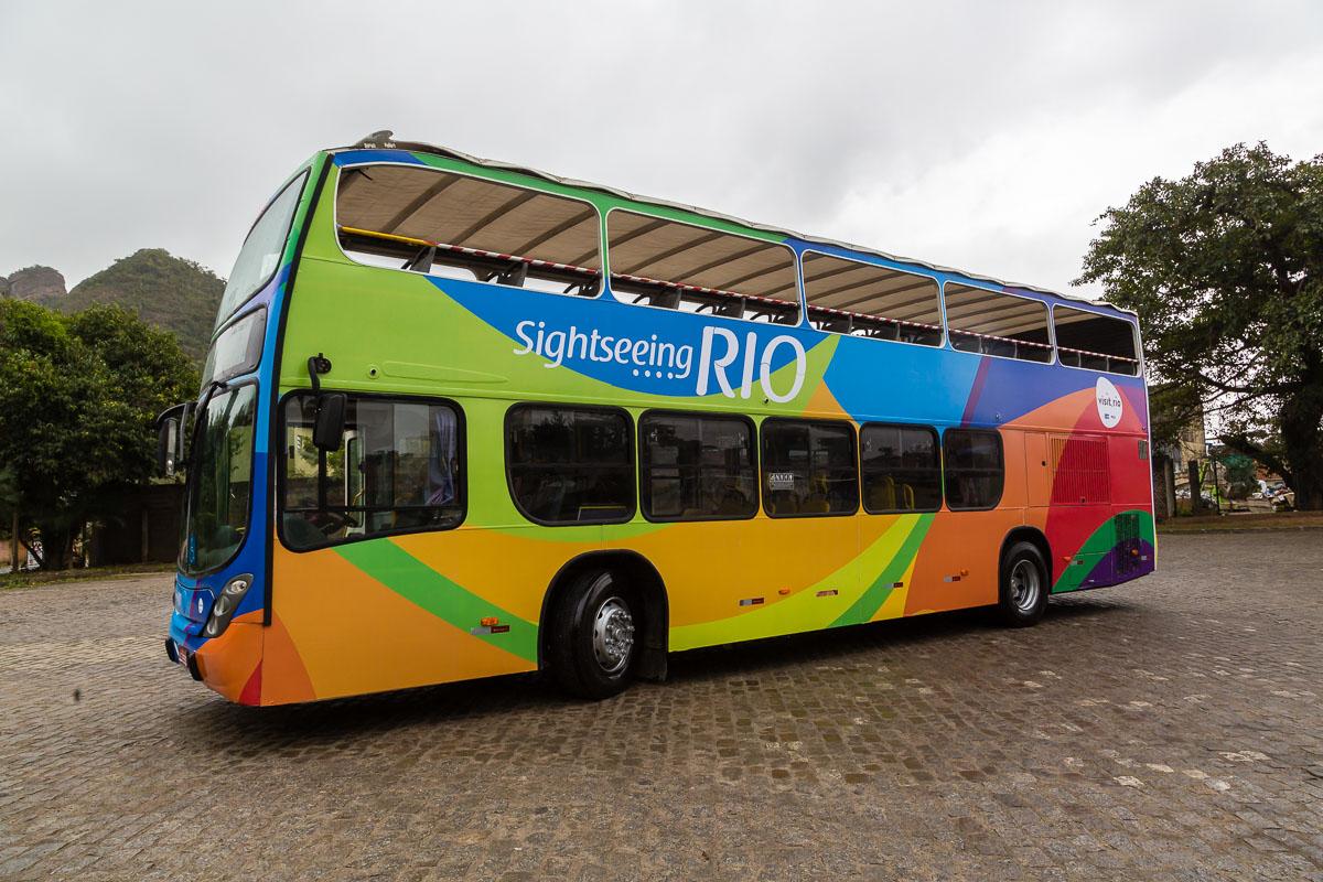 Sightseeing oficial do Rio de Janeiro