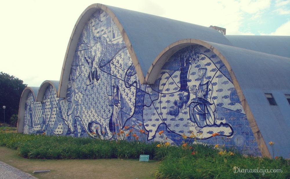Belo Horizonte, Igreja da Pampulha