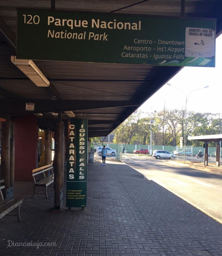 Terminal Urbano em Foz do Iguaçu