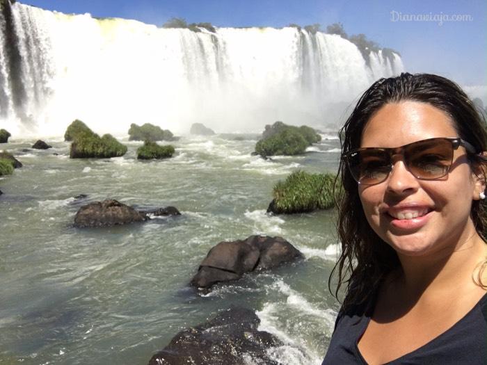 Foz do Iguaçu, Cataratas do Iguaçu