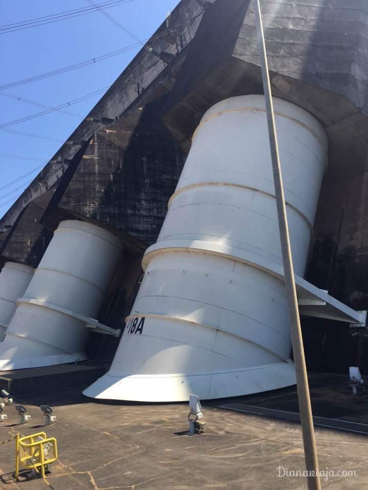Turbinas de Itaipu