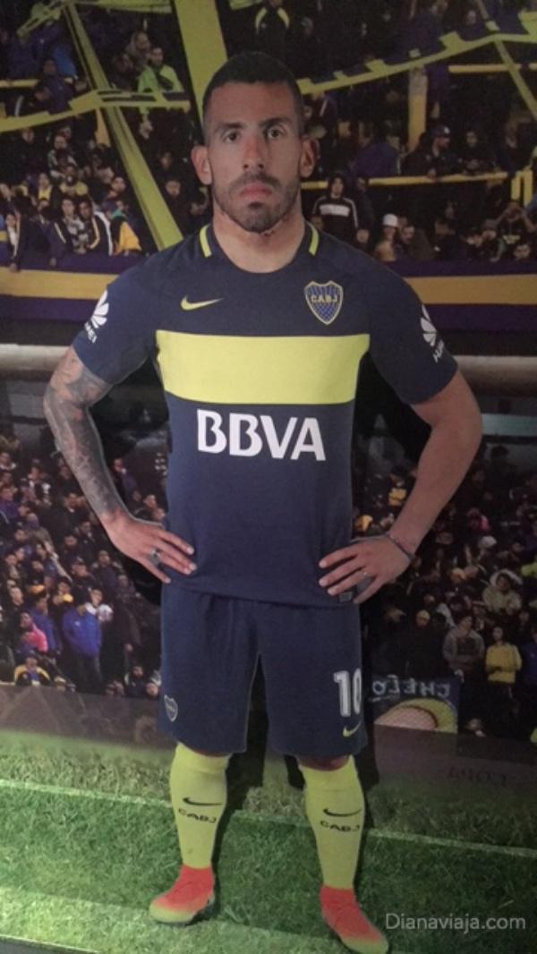 Carlos Tévez Boca Juniors