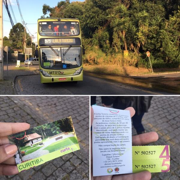 Dicas de Curitiba Linha Turismo